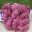 4 ks - Merino Worsted - DAMASK ROSE, 192 m/100 g (100% merino)